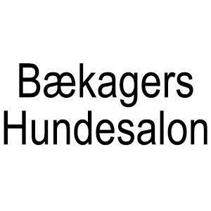 Bækagers Hundesalon logo