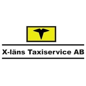 X-Läns Taxiservice AB logo