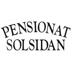 Pensionat Solsidan logo