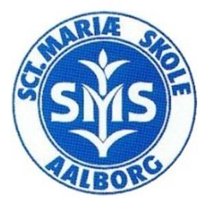 Sct. Mariæ Skole logo