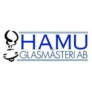 Hamu Glasmästeri AB logo