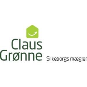 Claus Grønne Silkeborgs Mægler logo