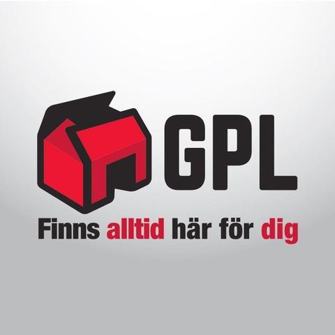 GPL Store Flytt & Magasinering logo