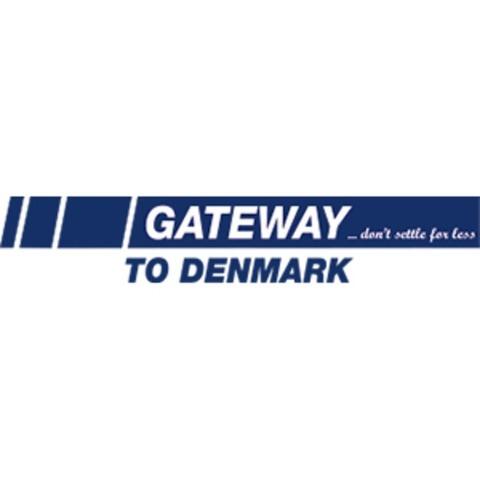 Gateway to Denmark logo