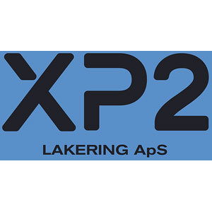 Xp2 Lakering ApS logo