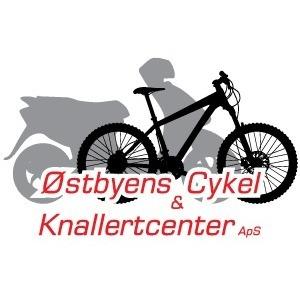 Østbyens Cykel- Og Knallertcenter ApS logo