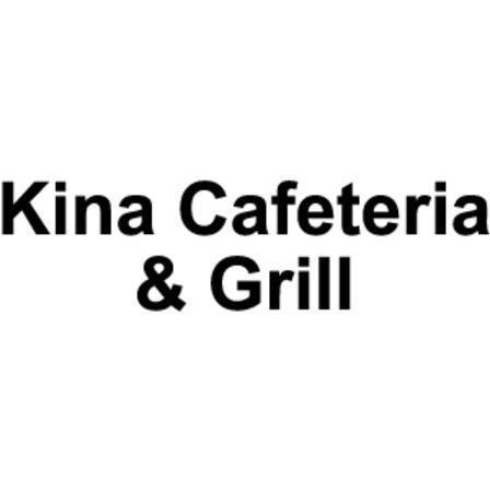 Kina Cafeteria & Grill logo