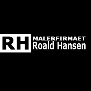 Malerfirmaet Roald Hansen logo