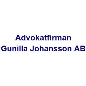 Advokatfirman Gunilla Johansson AB logo