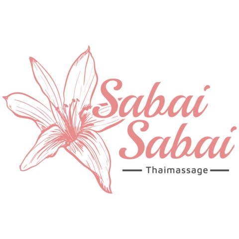 Sabai Sabai Thaimassage logo
