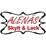 Alenäs Skylt AB logo