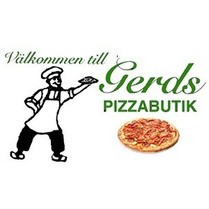 Gerds Pizzabutik logo