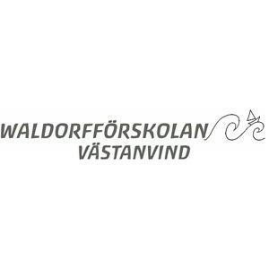 Waldorfförskolan Västanvind logo