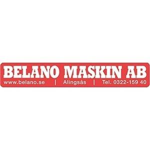 Belano Maskin AB logo