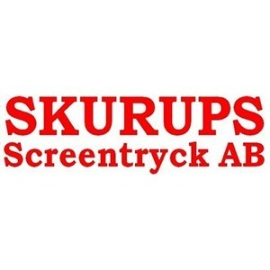 Skurups Screentryck AB logo