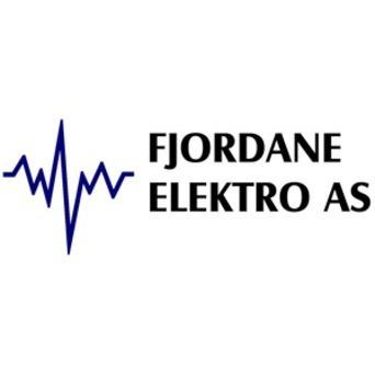 Fjordane Elektro AS logo