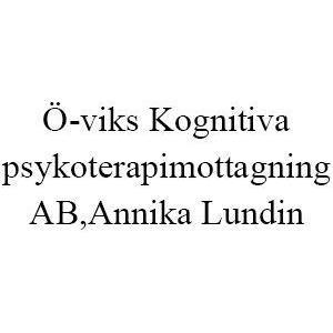 Ö-viks Kognitiva psykoterapimottagning AB,Annika Lundin logo
