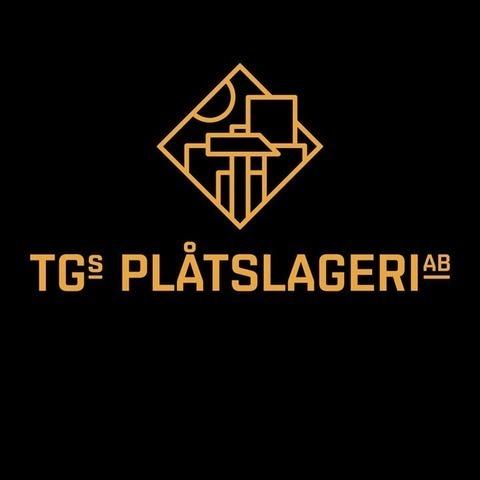 Tgs Plåtslageri AB logo
