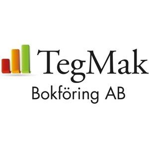 TegMak Bokföring AB logo