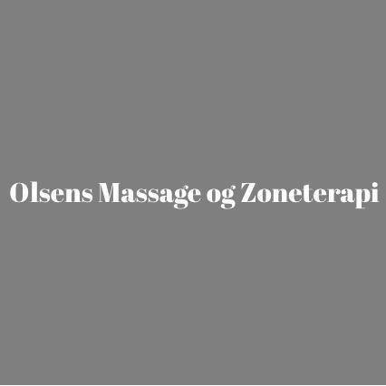 Olsens Massage og Zoneterapi logo