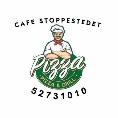 Café Stoppestedet Pizzaria/Grill logo