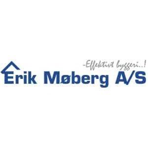 Erik Møberg A/S logo