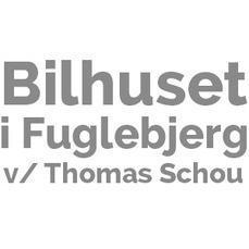 Bilhuset I Fuglebjerg/Thomas Schou logo