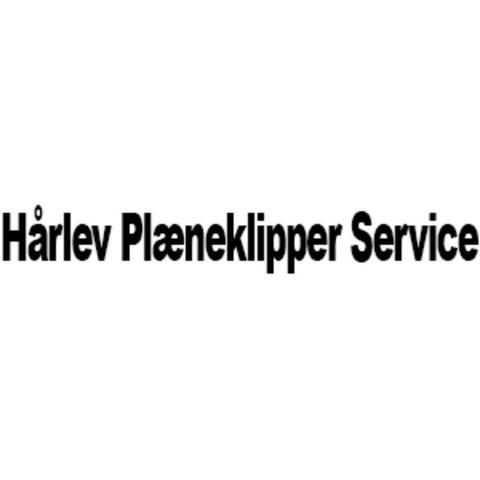 Hårlev Plæneklipper Service logo