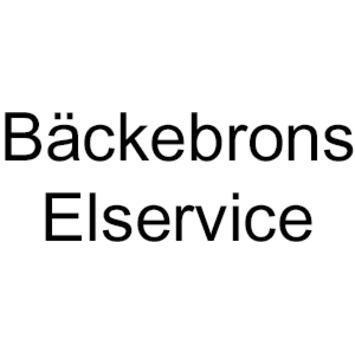 Bäckebrons Elservice AB logo