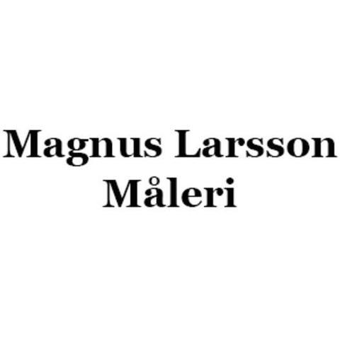 Magnus Larsson Måleri logo