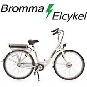 Elcykel i Bromma logo