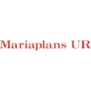 Mariaplans Ur logo