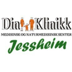 Din Klinikk Jessheim Trine Strand logo