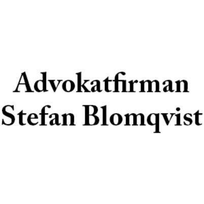 Advokatfirman Stefan Blomqvist logo