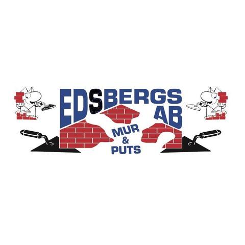 Edsbergs Mur och Puts AB logo