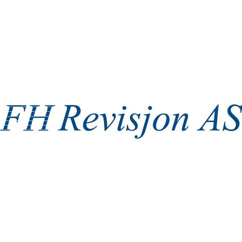 FH Revisjon AS logo