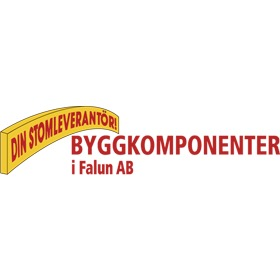 Byggkomponenter i Falun AB logo