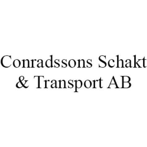 Conradssons Schakt & Transport AB logo