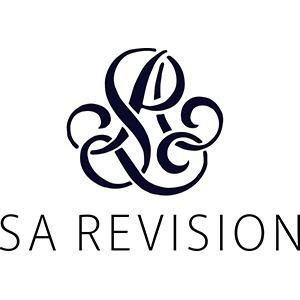 SA Revision AB logo