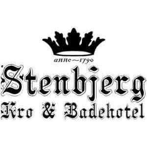 Stenbjerg Kro og Badehotel logo