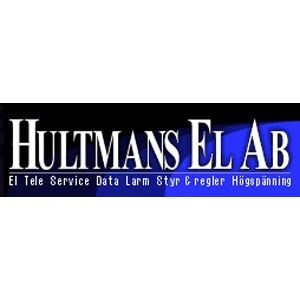 Hultmans El AB logo