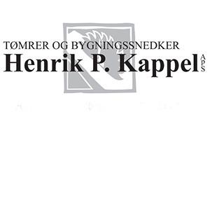 Tømrer og bygningssnedker Henrik P. Kappel APS logo