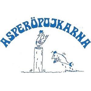 Asperöpojkarna logo
