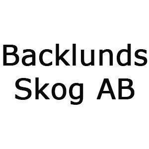 Backlunds Skog AB logo