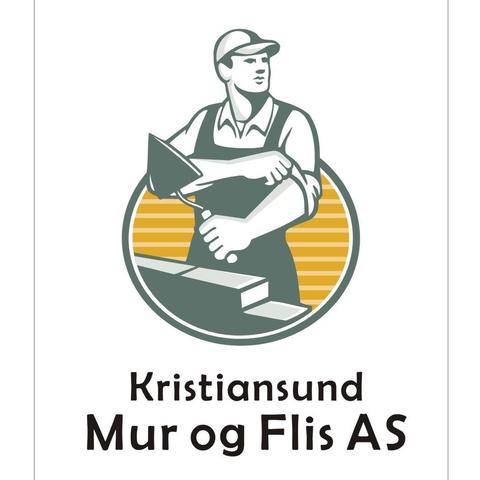 Kristiansund Mur og Flis AS logo