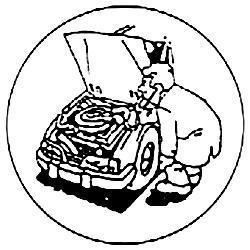 T.V.Biler logo