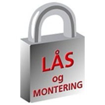 Lås og Montering AS logo