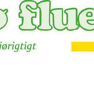 Miljøfluen logo