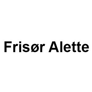Frisør Alette logo
