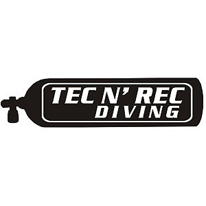 Tec N' Rec Diving HB logo